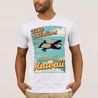 Take a vacation! Hawaii travel cartoon T-Shirt