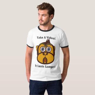 Take A Video - It Lasts Longer T-Shirt