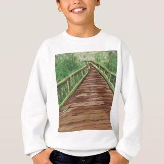 take a walk sweatshirt