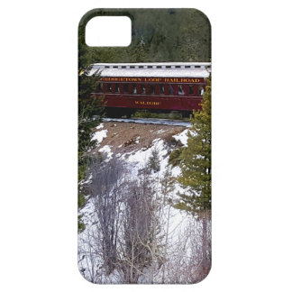 Take A Winter Ride On The Georgetown Loop Railroad Case For The iPhone 5