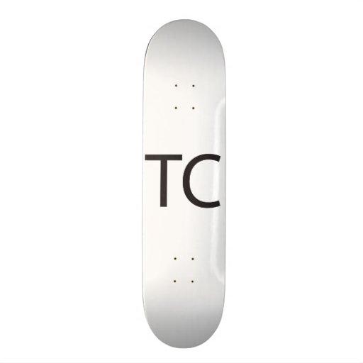 Take Care.ai Custom Skate Board
