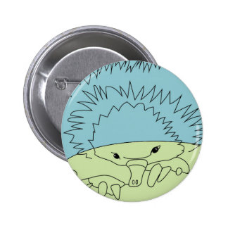 Take Chubby with you everywhere 2 Inch Round Button