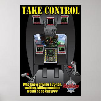 Take Control Poster 01