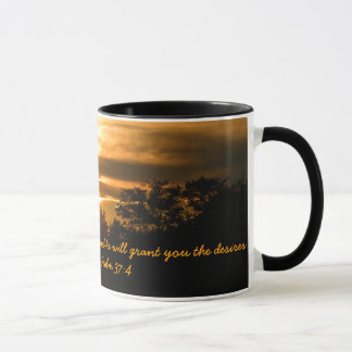 Take exquisite delight in Jehovah Mug
