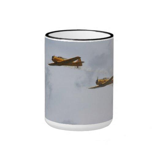 Take Flight Coffee Mugs