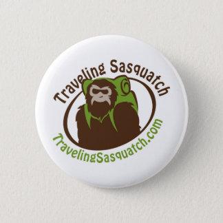 Take home a Traveling Sasquatch! 2 Inch Round Button