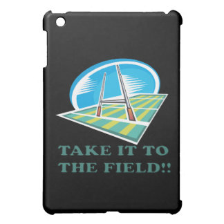 Take It To The Field Cover For The iPad Mini