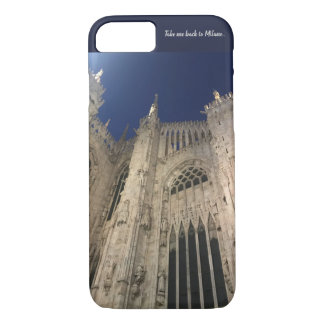 Take me back to Milano real photo WANDERLUST iPhone 8/7 Case
