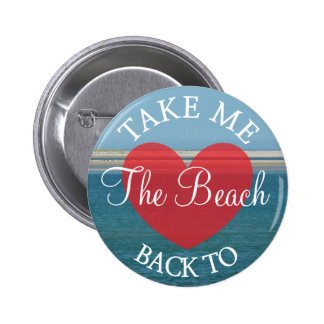 Take Me Back to the Beach Button