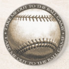Take Me Out to the Ball Game Coaster