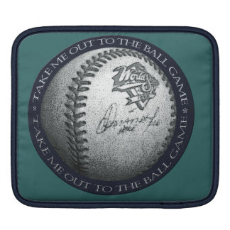 Take Me Out To The Ball Game i-Pad Sleeve