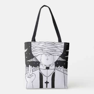 Take me to Church Tote Bag