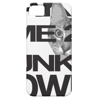 Take Me To Funky Town Cat iPhone 5 Case