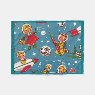 Take Me to The Moon Blanket