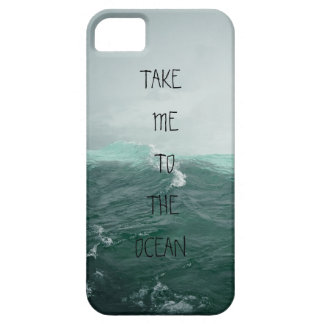 Take Me To The Ocean Iphone Case
