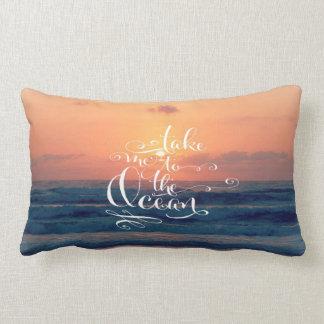 Take me to the Ocean Lumbar Pillow