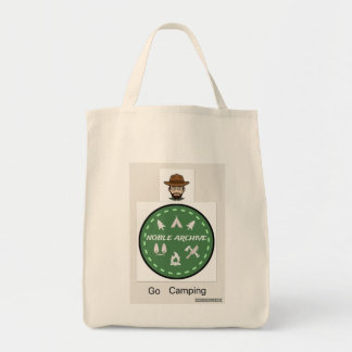 Take Me to the Store, Camping  ect. Tote Bag