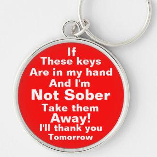 Take my keys please keychain