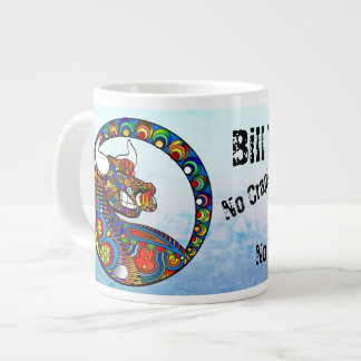 Take No Crap, Bull, X@?!! Jumbo Coffee Mug