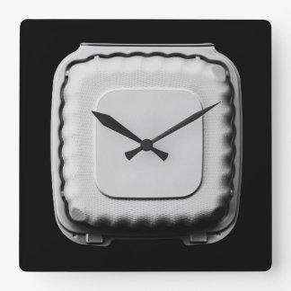 Take Out Container Still Life - Fun Cool Unique Clocks