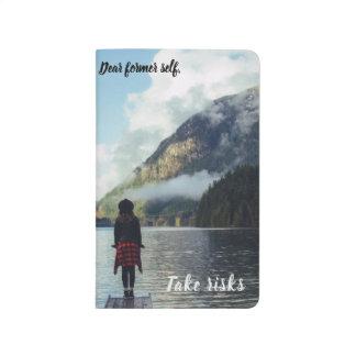 Take risks journal