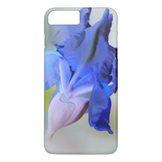 Take the flower with you while you talk. iPhone 7 plus case