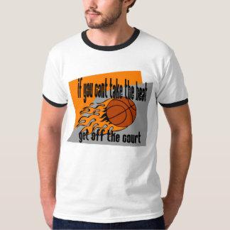Take the Heat - Basketball T-Shirt