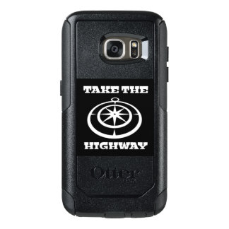 Take The Highway Phone Case for Samsung