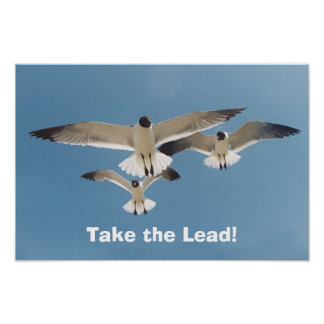 Take the Lead! Poster