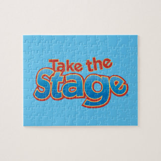 Take the  Stage Puzzle
