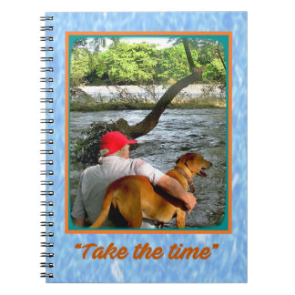 """Take the Time"" notebook"