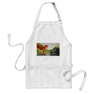 Take Turbeaux Too! Standard Apron