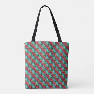 Take Two - Dual Sided Prints Tote Bag