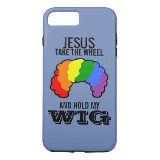 Take Wheel Jesus Case-Mate iPhone Case