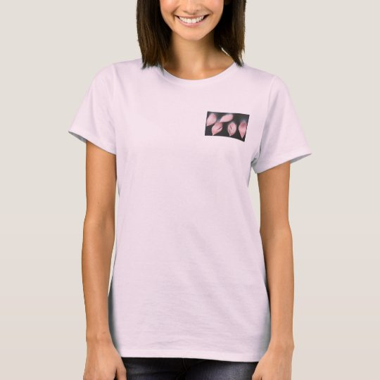 TAKE WINGS AND FLY PINK TEE