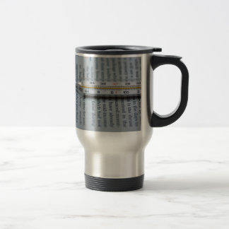 Take your temperature travel mug