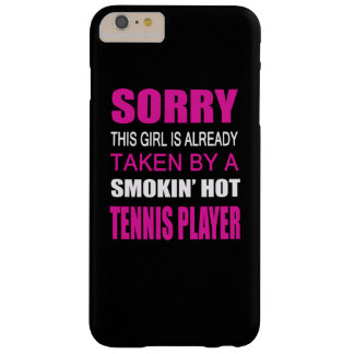 Taken By A Tennis Player Barely There iPhone 6 Plus Case