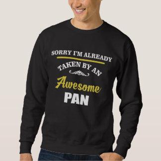 Taken By An Awesome PAN. Gift Birthday Sweatshirt