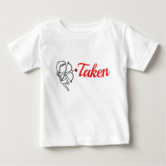 Taken by Love - Cupid Baby T-Shirt