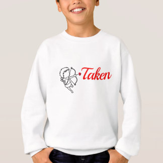 Taken by Love - Cupid Sweatshirt