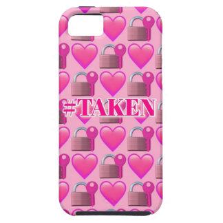 Taken Emoji iPhone SE/5/5s Case