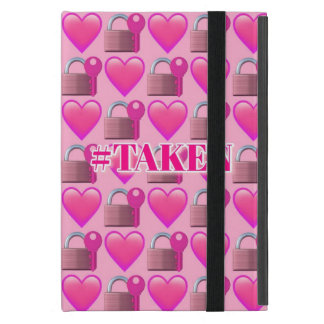 Taken Emoji (Pink) iPad Mini Case/No Kickstand iPad Mini Cover