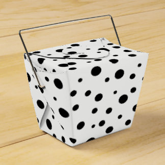 Takeout Party Treat Box Favor Boxes