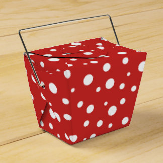 Takeout Party Treat Box Party Favor Box