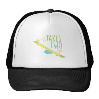 Takes Two Trucker Hat