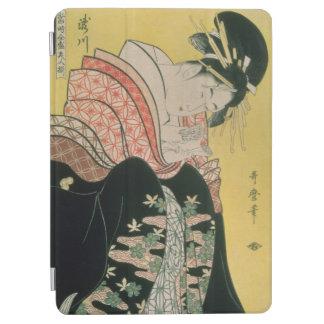 Takigawa from the Tea-House, Ogi iPad Air Cover