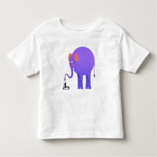 Taking a Bath Toddler T-shirt
