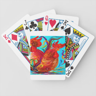 Taking a Load Off Bicycle Playing Cards