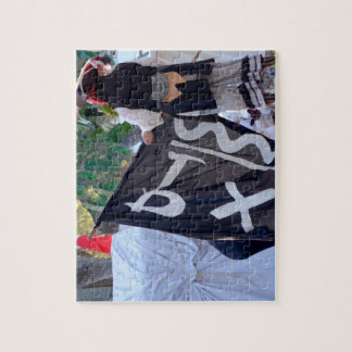 taking down pirate flag poster image jigsaw puzzle