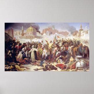 Taking of Jerusalem Poster